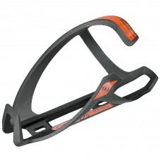 Grade de bidon syncros tailor cage 1.0 dir blk_neon orange fibra carbono
