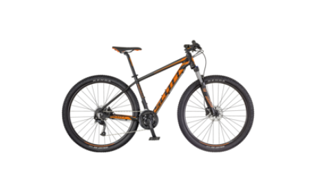 SCOTT ASPECT 950 BLACK/ORANGE BIKE_2018