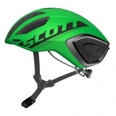 CAPACETE  SCOTT CADENCE PLUS  GREEN FLASH/BLACK