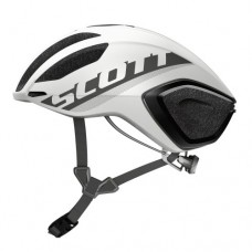 CAPACETE  SCOTT CADENCE PLUS WHITE/BLACK