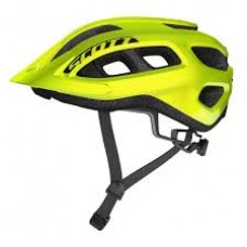 CAPACETE SCOTT SUPRA ONE SIZE _ YELLOW FLUROSCENT
