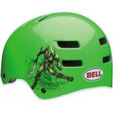 CAPACETE BELL FRACTION VERDE