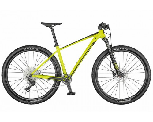 BICICLETA SCOTT SCALE 980 YELLOW_2021