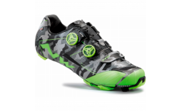 SAPATOS NW EXTREME XC CAM/GRN