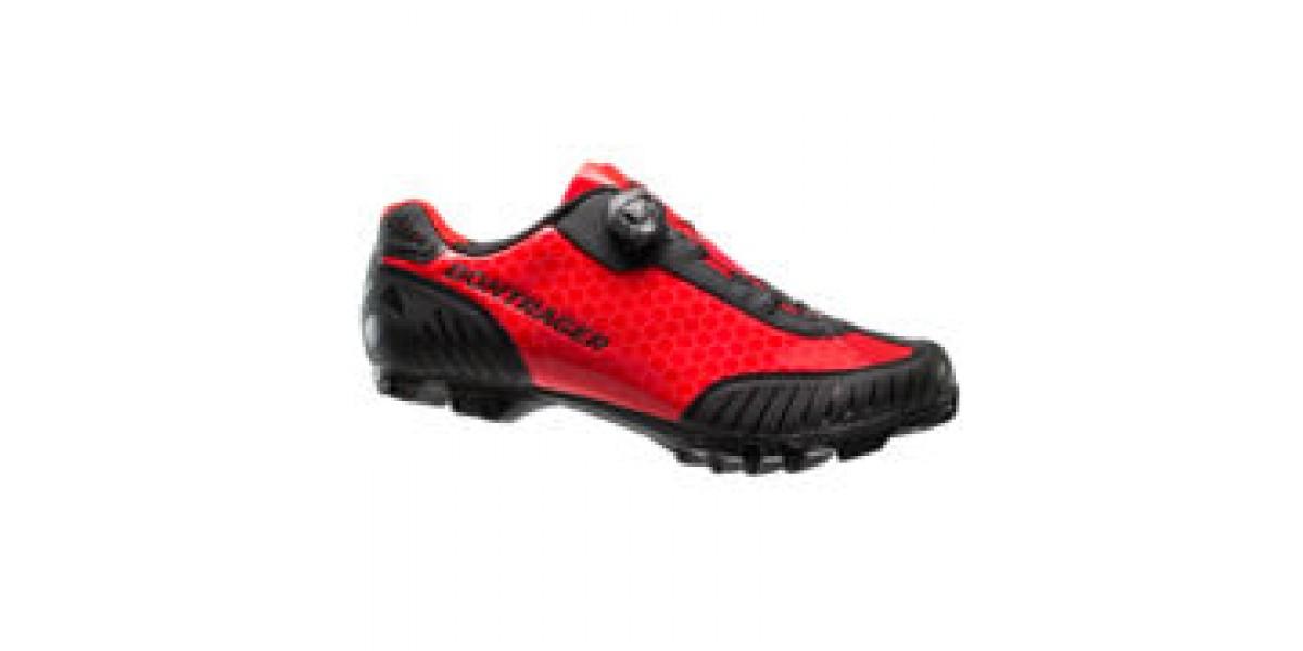 Sapatos MTB Bontrager Foray Men's  Viper Red