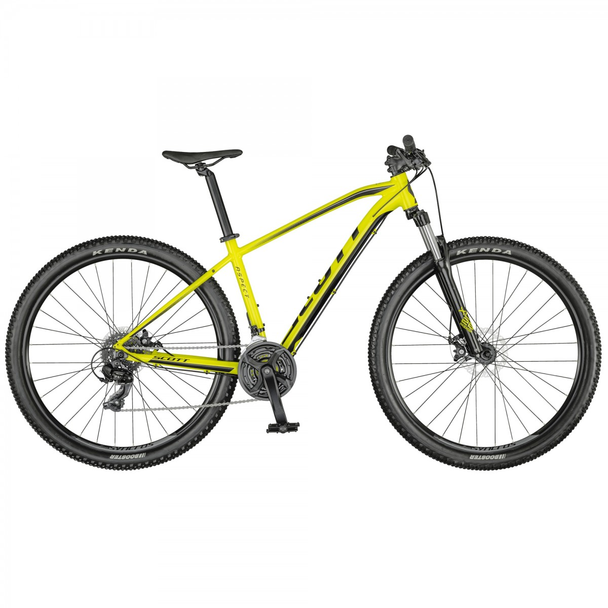 BICICLETA SCOTT ASPECT 970 YELLOW_2021