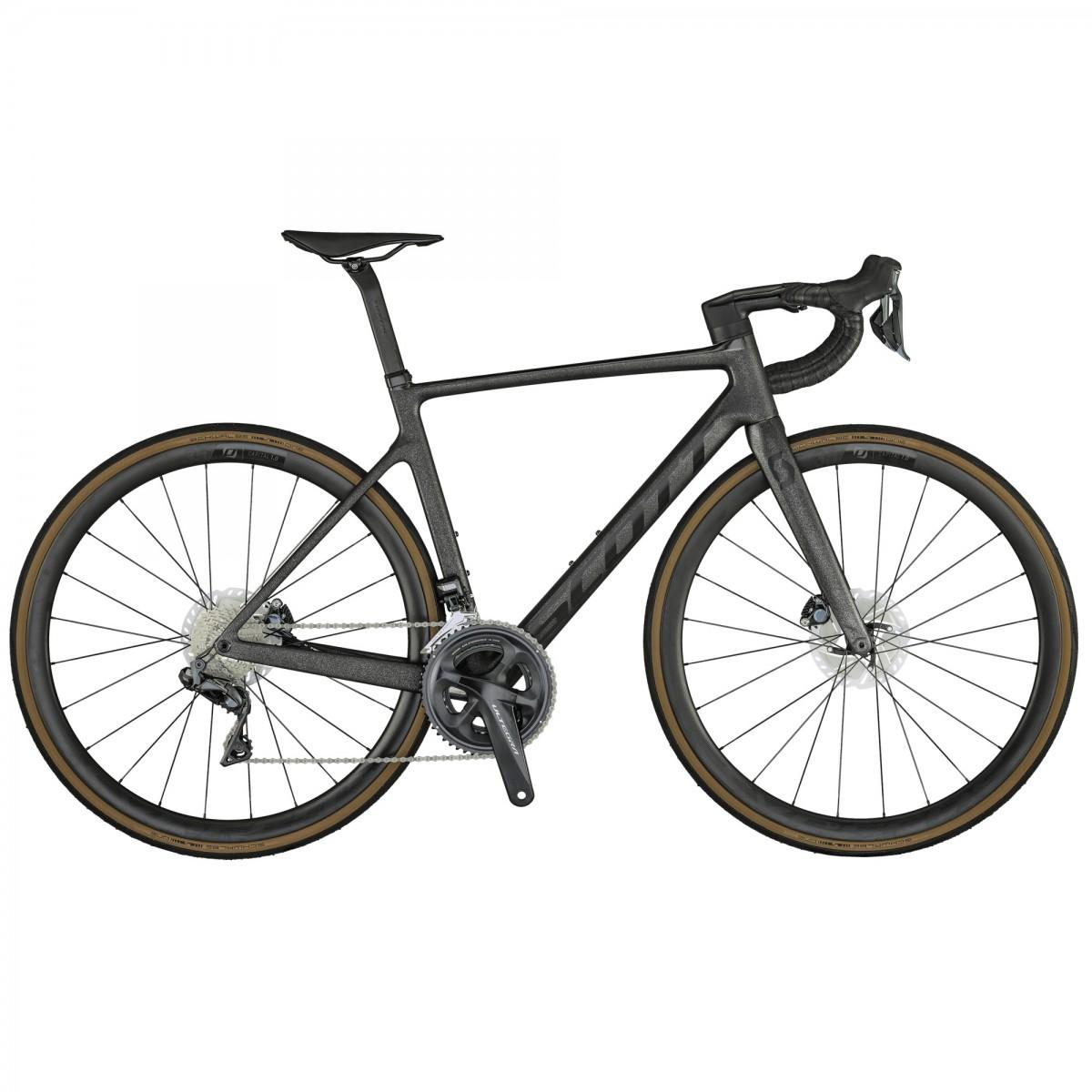Bicicleta SCOTT Addict RC 15 _2021 carbon onyx black