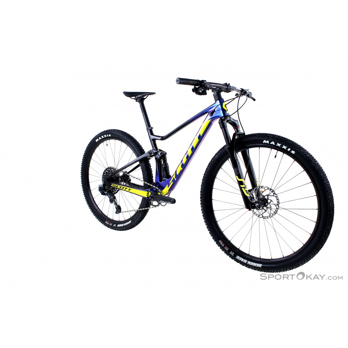 BICICLETA SCOTT SPARK RC 900 TEAM ISSUE AXS