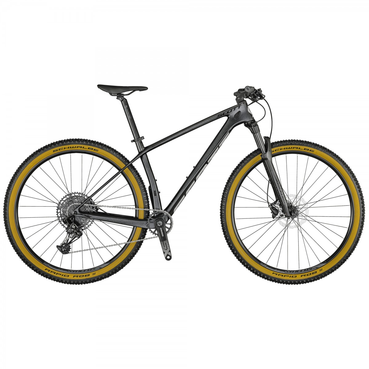 Bicicleta SCOTT Scale 940_2021 granite black