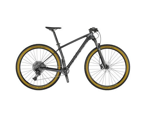Bicicleta SCOTT Scale 940_2021 granite black