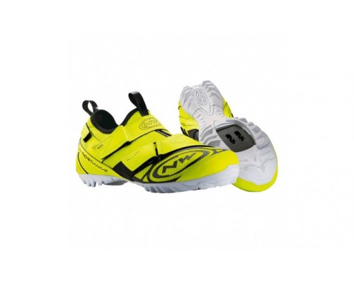 SAPATOS NW MULTI-APP YELLOW FLUO