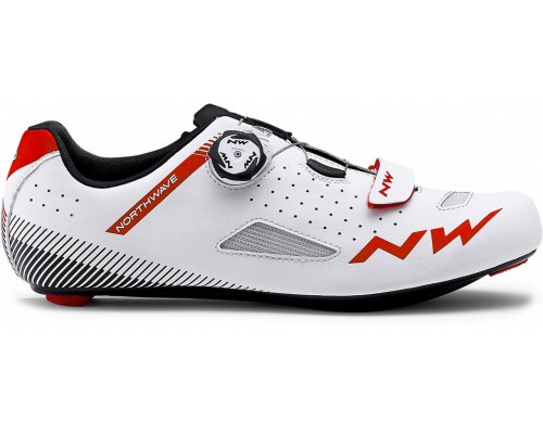 SAPATOS EST NW CORE PLUS WT/RED