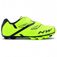 SAPATOS Northwave Spike 2 YELLOW FLUO/BLACK