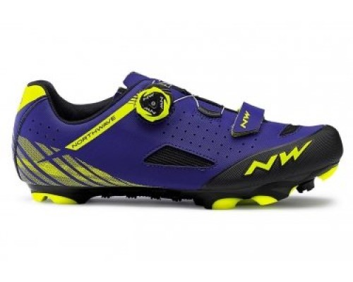 SAPATOS Northwave Origin Plus Blue Neon Yellow