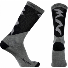 MEIAS NW EXTREME PRO WINTER GRY/BLK