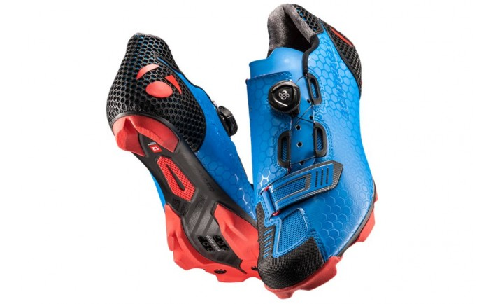 SAPATOS BONTRAGER CAMBION BLUE