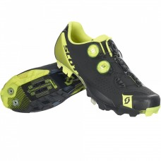 SAPATOS SCOTT MTB RC matt black/gloss neon yellow