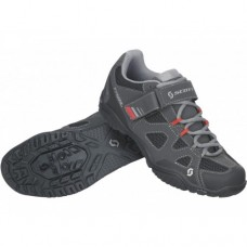 SAPATOS SCOTT TRAIL EVO black/red