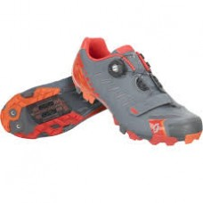 SAPATOS SCOTT MTB TEAM BOA matt grey/neon red