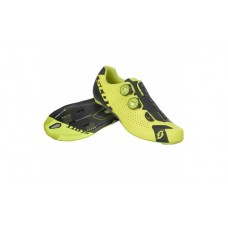 SAPATOS SCOTT ROAD RC neon yellow/black
