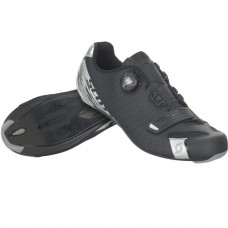 SAPATOS SCOTT ROAD COMP BOA matt black/silver