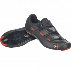 SAPATOS SCOTT ROAD COMP black/red