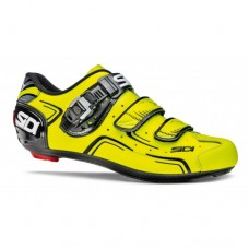 SAPATOS SIDI LEVEL YELLOW FLUO/BLACK ESTRADA
