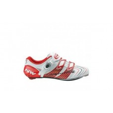 SAPATOS EST NW EVOLUTION SBS WHT/RED