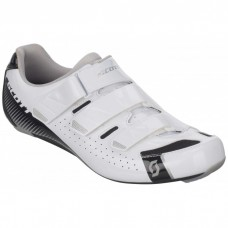 SAPATOS SCOTT ROAD COMP GLOSS WHITE/GLOSS BLACK