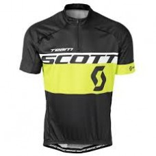 CAMISOLA SCOTT RC TEAM MG/CRT BLCK/SUL YELLOW