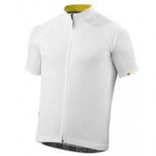 MAVIC DRAFT JERSEY WHITE