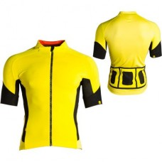 INFINITY JERSEY YELLOW MAVIC