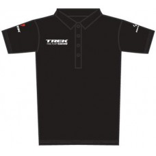 POLO BONTRAGER TREK FACTORY RACING PRETO